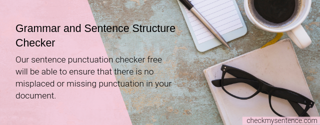 free online grammar and sentence structure checker software